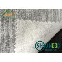 Wholesale Optical White Non Woven Interlining With Nylon / Polyester Composition from china suppliers