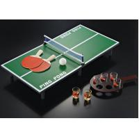 Wholesale Easily Stored Kids Table Tennis Table 60 X 40 X 15 Cm Size For Family Entertainment from china suppliers