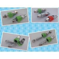 Wholesale Green Color Iron Self-locking Quick Coupler For Air And Water Use from china suppliers