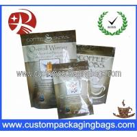 Wholesale Heat Sealing Food Grade Bags Top Ziplock With Bottom Gusset from china suppliers