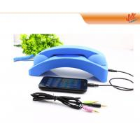 Wholesale Volume adjustment 3.5mm mobile phone Anti Radiation Headset, anti interference earpiece from china suppliers