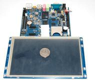 "Wholesale TQ6410 S3C6410 ARM11 Dev Kit with 7"" TFT Touchscreen (Android) from china suppliers"