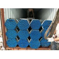 Wholesale Hot Zinc Coating Gi Galvanised Steel Tube With Jis Threads And Plastic Caps from china suppliers