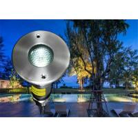 Wholesale RGB  3in1 Color Changing LED Underwater Lights With CREE LED For Pool Lighting from china suppliers