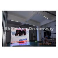 Wholesale Iron SMD3535 Outdoor Advertising LED Display Board / led video screen High Brightness from china suppliers