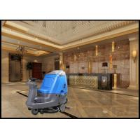 Wholesale Biggest Driving  Model Ride On Floor Scrubber Dryer Suit for Meeting Rooms from china suppliers