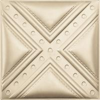 Wholesale Carved Embossed 3d Faux Pu Leather Wall Panel for inside decoration, D-004 from china suppliers