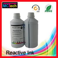 Wholesale Water reactive printing inks for Xaar inkjet printers Roland/Mutoh/Mimaki printers from china suppliers
