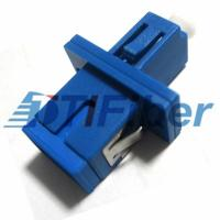 Wholesale UPC type LC to SC simplex /  duplex fiber adapter  female to female from china suppliers
