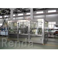 Wholesale Electric Water Washing Filling And Capping Machine / Liquid Filling Machines from china suppliers