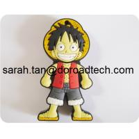 Wholesale New PVC Cartoon USB Flash Drives from china suppliers
