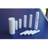 Wholesale Fiber Glass Ptfe Teflon Rod / Bar Stock , White Molded Rod , ISO9001 Certificate from china suppliers