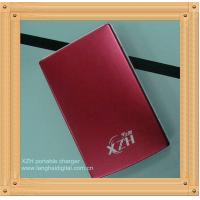 Wholesale high capacity Li-ion Polymer Portable Charger from china suppliers