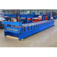 Wholesale 16 Stations Metal Sheet Roll Forming Machine For Roof And Wall Profile With Cut To Length from china suppliers