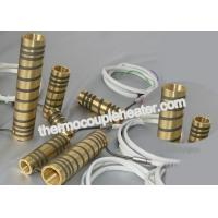 Wholesale Customized Electric tube Heaters / Hot runner brass pipe heater , CE approved from china suppliers