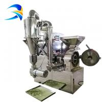Wholesale high quality Mulberry Leaves grinding machine from china suppliers