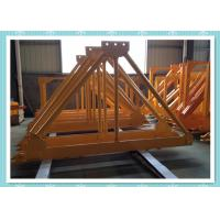 Buy cheap L68B2 Steel Tower Crane Mast Section Zoomlion Spare Parts , Clip Type from wholesalers