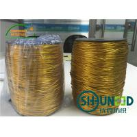 Wholesale 2mm Fashion Shinny Gold and Silver color Cord / String for Hanging from china suppliers