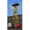 Buy cheap Self - propelled manual scissor lift platform  from wholesalers