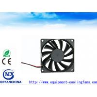 Wholesale 80mm DC 5V 12V 24V 10mm Thick CPU Cooling Fan Industrial 80 x 80 x 10mm from china suppliers