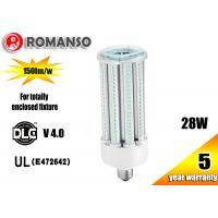 Wholesale Warm White Color IP65 Waterproof E26 E27 LED Corn Light Bulb 28W with 5 Years Warranty from china suppliers