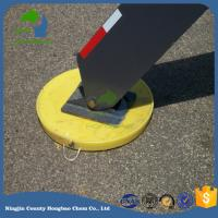 Wholesale Professional Design Anti Impact Upe Crane Outrigger Pad Stabiliser Plate Uhmwpe Jack Mats from china suppliers