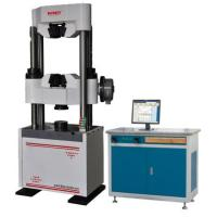 Wholesale Computer Hydraulic Universal Testing Machine , Hydraulic Testing Equipment from china suppliers