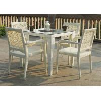 Hot Selling Luxury Outdoor Dining Sets From China Rattan