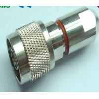 Buy cheap High quality straight rf coaxial N connectors with cable from wholesalers