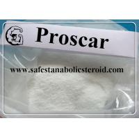 Wholesale Proscar hair loss treatment Raw Steroid Powders hormone Finasteride CAS 98319-26-7 from china suppliers