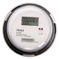 Quality ANSI Socket Type single phase watt hour meter , energy consumption meter for sale