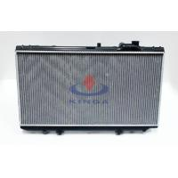 Quality Cooling system Aluminium Car Radiators Of Lexus 1999 JZS161 AT Toyota OEM 16400-46590 for sale