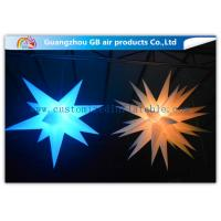 Wholesale Indoor Colorful Star Inflatable Lighting Decoration Advertising For Event from china suppliers