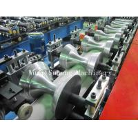 Wholesale PLC Control Roof Ridge Cap Roll Forming Machine For Galvanized Steel Sheet from china suppliers