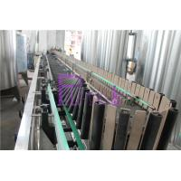 Buy cheap Stainless Steel 304 Bottle Reverse Sterilizer Smoothing Roller Conveyor For Hot Filling Line from wholesalers