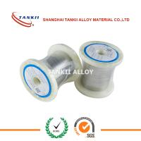 Wholesale Electric Resistance Nicr Alloy Chromel A Nikrothal 80 N8 MWS-650 Ribbon Heating Wire from china suppliers