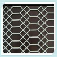 Wholesale aluminum ,ss ,galvanized ,copper expanded metal , expanded metal fence ,expanding metal , expanded mesh metal from china suppliers