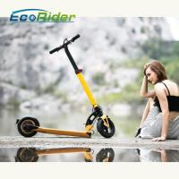 Wholesale Brushless 350W 8.5 Inch Foldable Electric Scooter For Adults With 25KM/H Max Speed from china suppliers