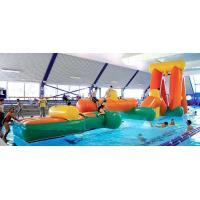Wholesale Inflatable Aqua Challenging Sports, Inflatable Water Floating Obstacles from china suppliers
