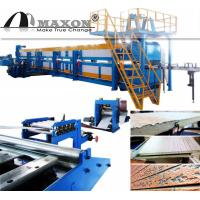 Quality Engraved Metal Thermal Insulated Wall Panel Machine Line for sale