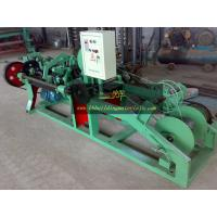Wholesale China supplier direct export Barbed Wire Making Machine, barbed wire machine from china suppliers