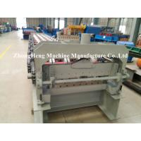 Wholesale 1.2 mm 50hz Floor Decking Steel Door Frame Roll Forming Machine PLC control from china suppliers