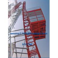 Wholesale SC200 2000KG Cab Tilt Building Construction  Man-Lift Passenger Hoist from china suppliers
