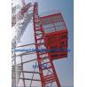 Buy cheap SC200 2000KG Cab Tilt Building Construction  Man-Lift Passenger Hoist from wholesalers