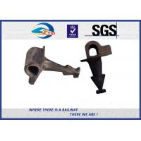 Wholesale weld on shoulders railway track rail shoulder cast iron from china suppliers