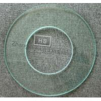 Wholesale 6MM circular ring tempered glass from china suppliers