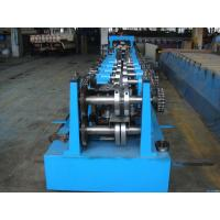 Wholesale C Z Purlin Interchangeable Steel Rolling Machine / Metal Roll Forming Machine from china suppliers