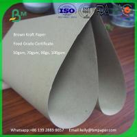 Wholesale Paper mills producing high quality brown kraft paper in roll and sheets from china suppliers