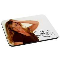 Wholesale Promotional Rubber Mouse Mat , Custom Printed Mouse Pads With Photos from china suppliers