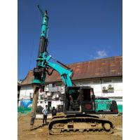Wholesale Restructured Excavator Rotary Piling Rig , 24m Max Pile Depth KR50A from china suppliers